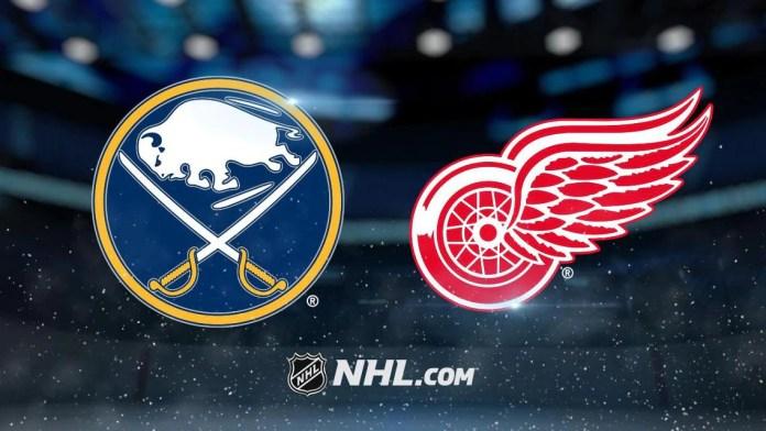Buffalo Sabres vs. Detroit Red Wings