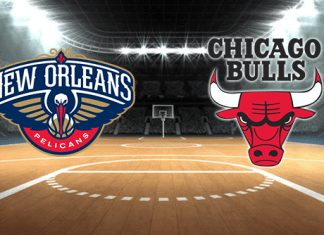Chicago Bulls at New Orleans Pelicans