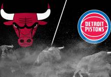 Chicago Bulls vs. Detroit Pistons