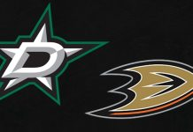 Dallas Stars at Anaheim Ducks