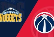 Denver Nuggets vs. Washington Wizards