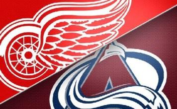 Detroit Red Wings vs. Colorado Avalanche