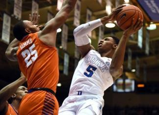Duke Blue Devils vs. Clemson Tigers