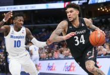 East Carolina Pirates at Cincinnati Bearcats