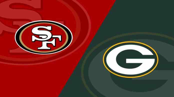 Green Bay Packers at San Francisco 49ers