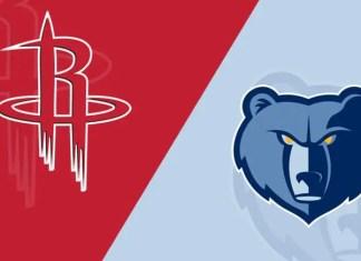Houston Rockets at Memphis Grizzlies
