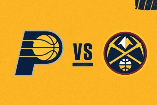 Indiana Pacers at Denver Nuggets