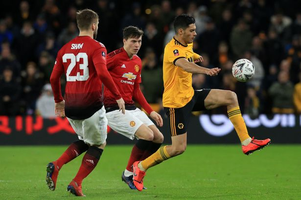 Manchester United vs Wolves