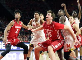 Maryland Terrapins vs. Wisconsin Badgers