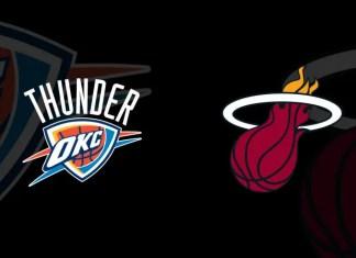 Miami Heat at Oklahoma City Thunder