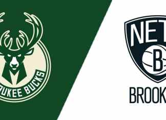 Milwaukee Bucks at Brooklyn Nets