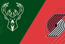 Milwaukee Bucks at Portland Trail Blazers