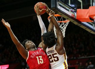 Minnesota Golden Gophers at Rutgers Scarlet Knights