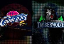 Minnesota Timberwolves at Cleveland Cavaliers