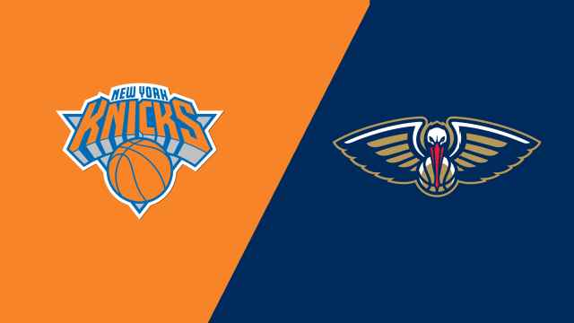 New Orleans Pelicans At New York Knicks Odds Pick