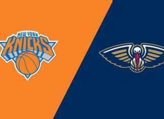 New Orleans Pelicans at New York Knicks