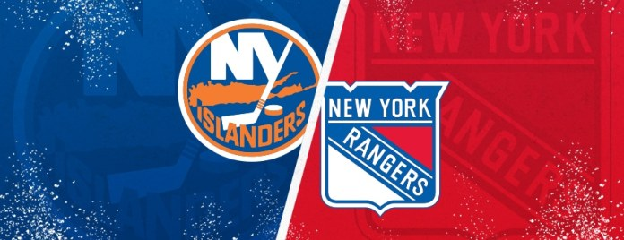 New York Islanders vs. New York Rangers