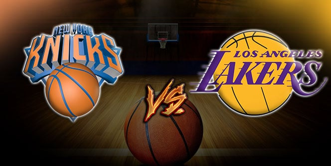 New York Knicks Vs Los Angeles Lakers Free Pick