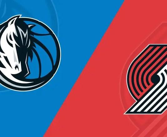 Portland Trail Blazers vs. Dallas Mavericks