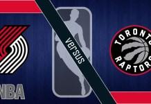 Portland Trail Blazers vs. Toronto Raptors