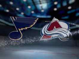 St. Louis Blues at Colorado Avalanche