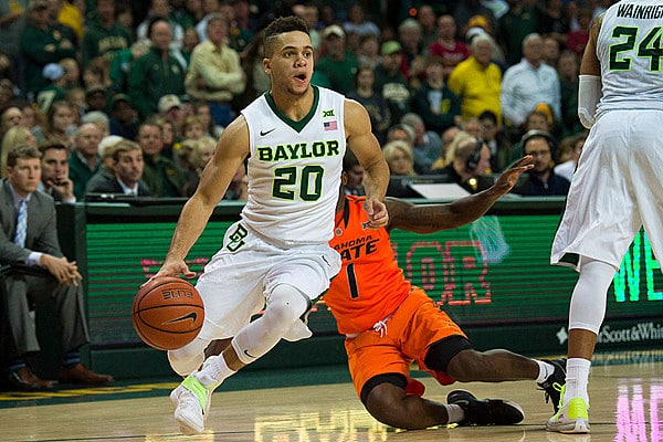 No. 6 Baylor looks for home win vs Texas