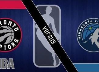 Toronto Raptors vs. Minnesota Timberwolves