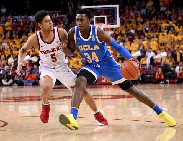 USC Trojans at UCLA Bruins