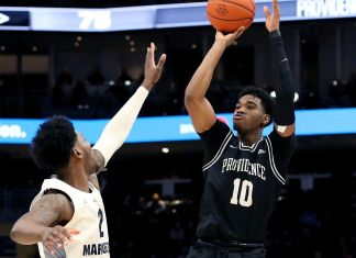 Villanova Wildcats at Providence Friars