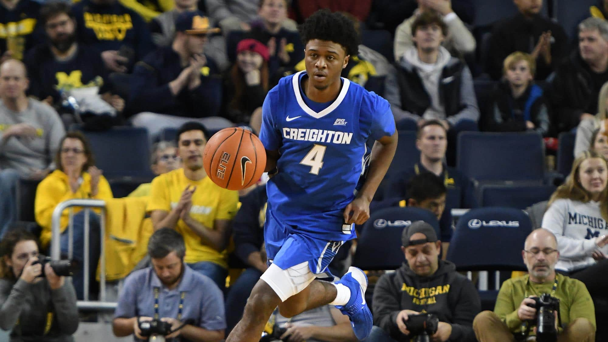 #21 Butler Bulldogs at #15 Creighton Bluejays – Big East Basketball Odds, Preview & Pick