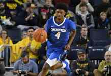 #21 Butler Bulldogs at #15 Creighton Bluejays