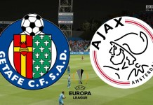Ajax vs Getafe