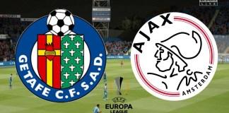 Ajax vs Getafe