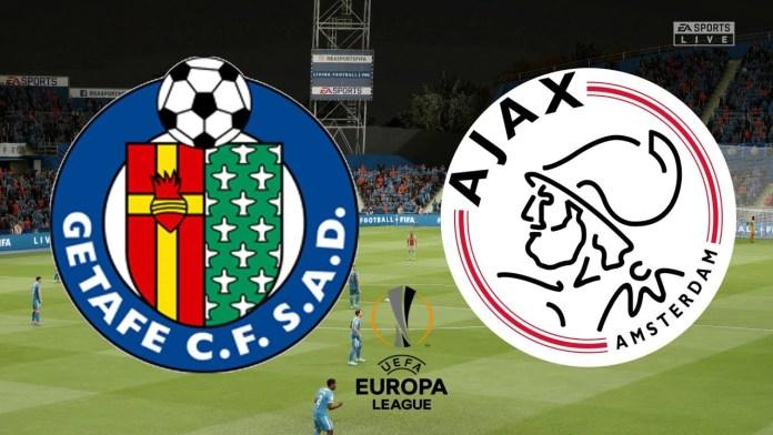Getafe Ajax