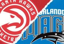 Atlanta Hawks vs. Orlando Magic
