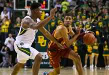 Baylor Bears vs. Texas Longhorns