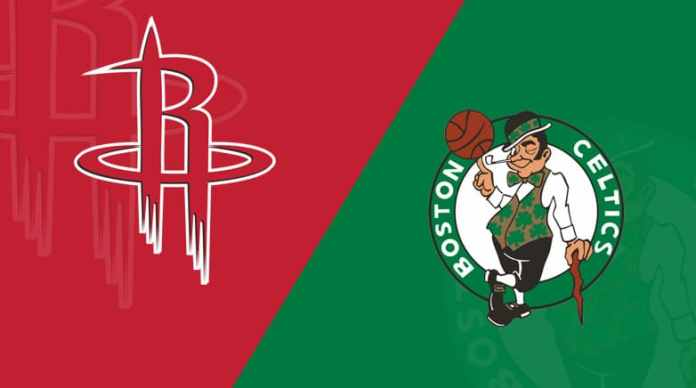 Boston Celtics vs. Houston Rockets