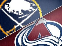 Buffalo Sabres vs. Colorado Avalanche