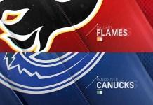 Calgary Flames vs. Vancouver Canucks