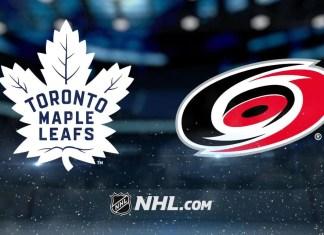 Carolina Hurricanes at Toronto Maple Leafs