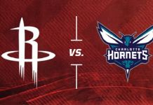 Charlotte Hornets vs. Houston Rockets