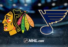 Chicago Blackhawks vs. St. Louis Blues