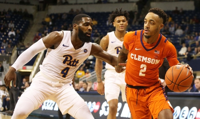 Clemson Tigers at Pittsburgh Panthers