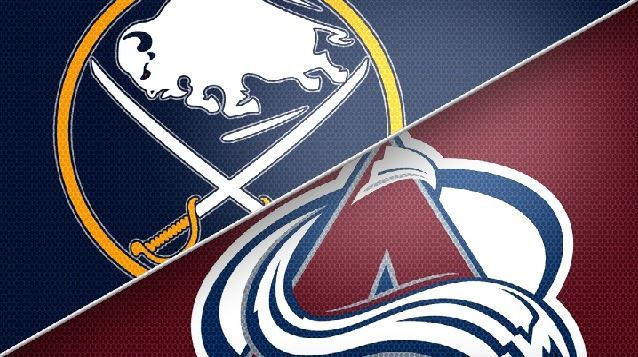Colorado Avalanche vs. Buffalo Sabres