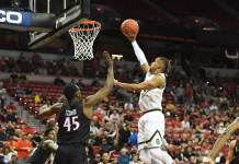 Colorado State Rams at San Diego State Aztecs