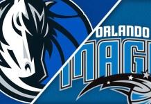 Dallas Mavericks at Orlando Magic