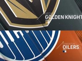 Edmonton Oilers vs. Vegas Golden Knights