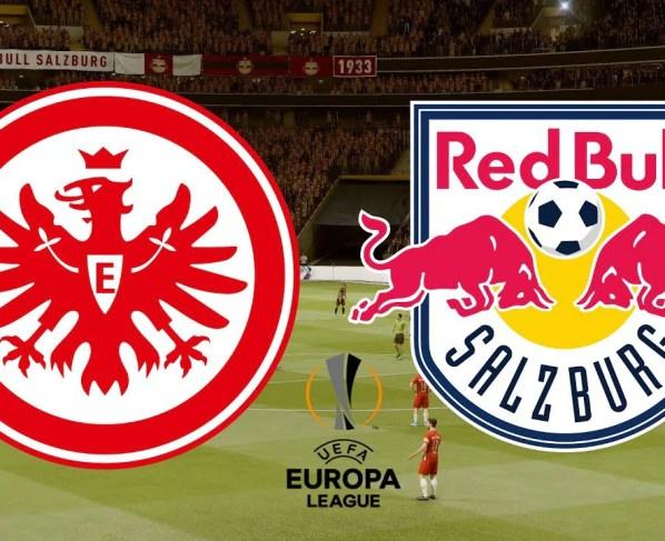 Eintracht Frankfurt vs RB Salzburg