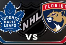 Florida Panthers at Toronto Maple Leafs