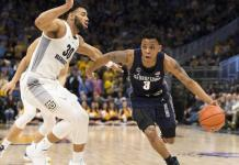 Georgetown Hoyas at Marquette Golden